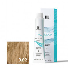 TNL, Крем-краска для волос Million Gloss 9.02 TNL Professional