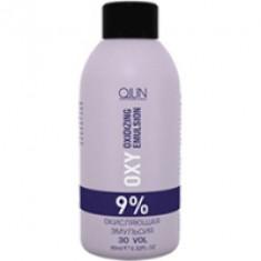 Ollin Performance Oxidizing Emulsion OXY 9% 30 vol. - Окисляющая эмульсия, 90 мл. OLLIN PROFESSIONAL
