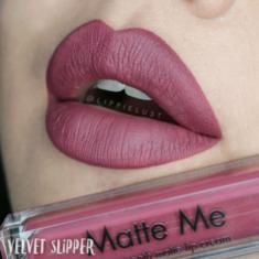Блеск для губ Sleek MakeUp MATTE ME 1039 Velvet Slipper